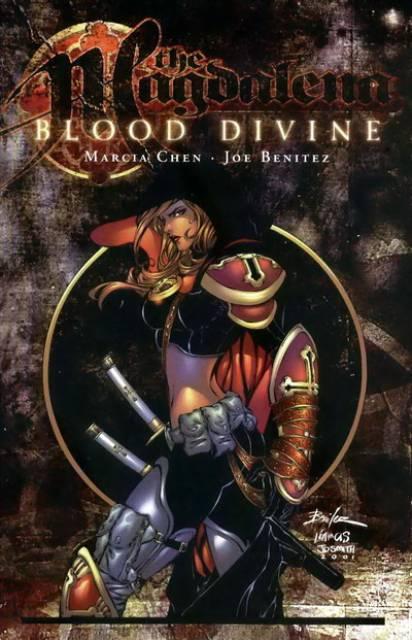 The Magdalena: Blood Divine