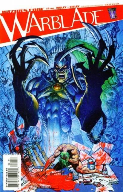 Warblade: Razor's Edge