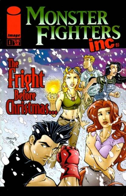 Monster Fighters Inc.: The Fright Before Christmas...
