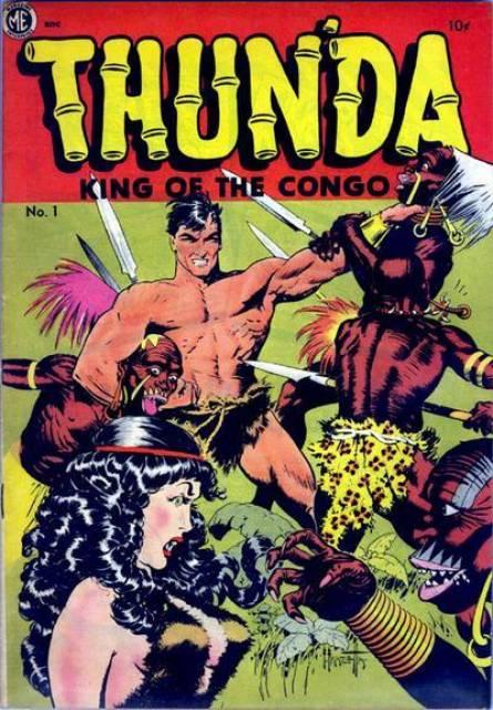 Thun'da: King of the Congo