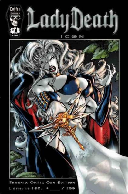 Lady Death: Icon