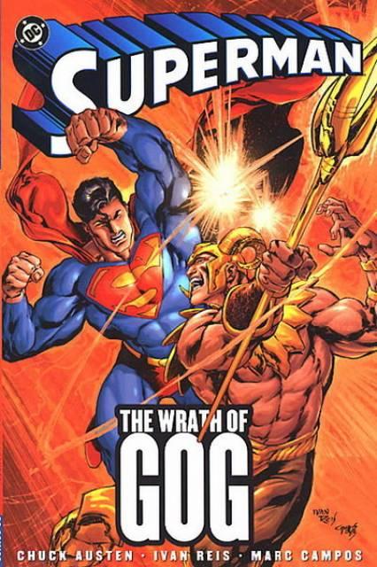 Superman: The Wrath of Gog