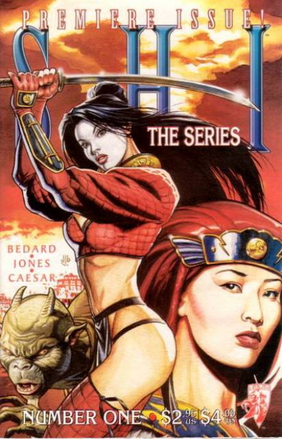 Shi: The Series