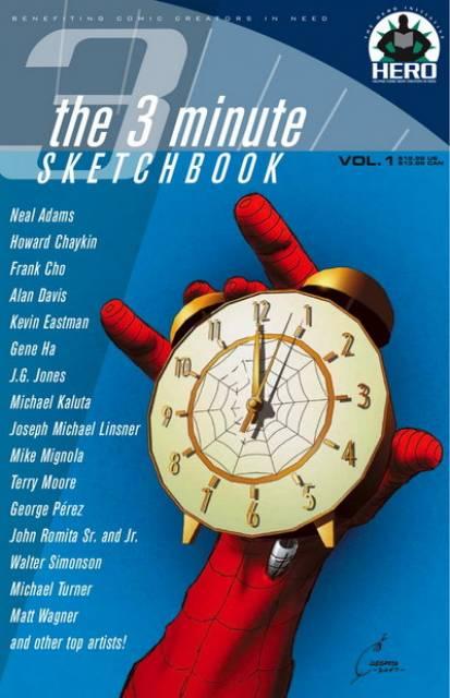 The 3 Minute Sketchbook