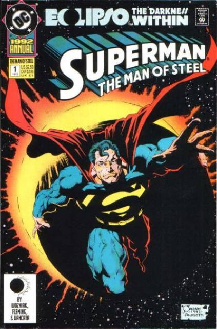 Superman: The Man of Steel Annual
