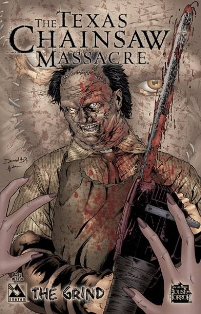 Texas Chainsaw Massacre: The Grind
