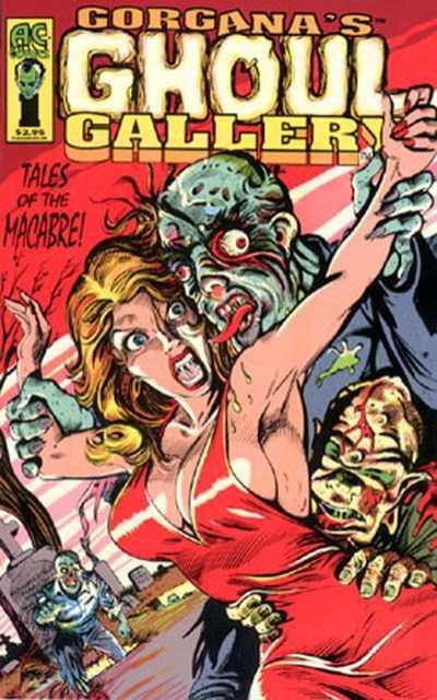 Gorgana's Ghoul Gallery