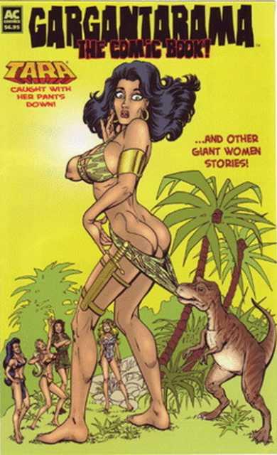 Gargantarama: The Comic Book