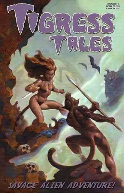 Tigress Tales