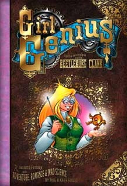 Girl Genius: Agatha Heterodyne