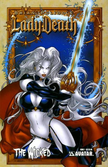 Lady Death: The Wicked