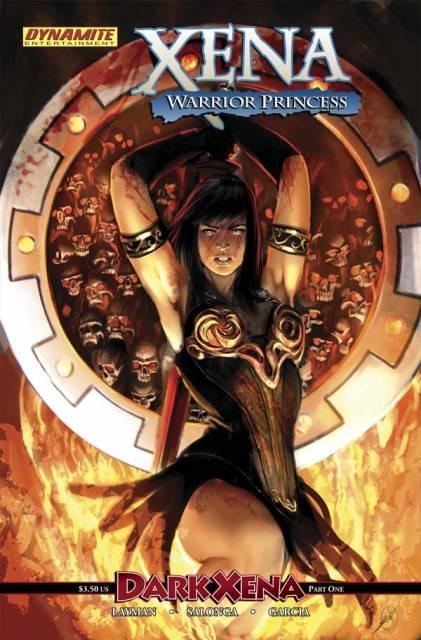 Xena Warrior Princess: Dark Xena