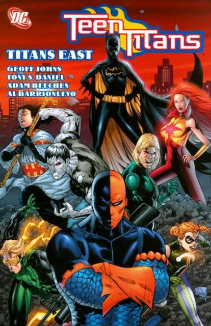 Teen Titans: Titans East