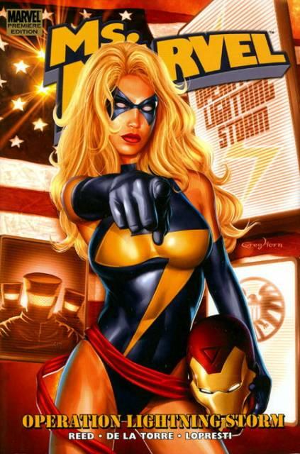 Ms. Marvel: Operation Lightning Storm