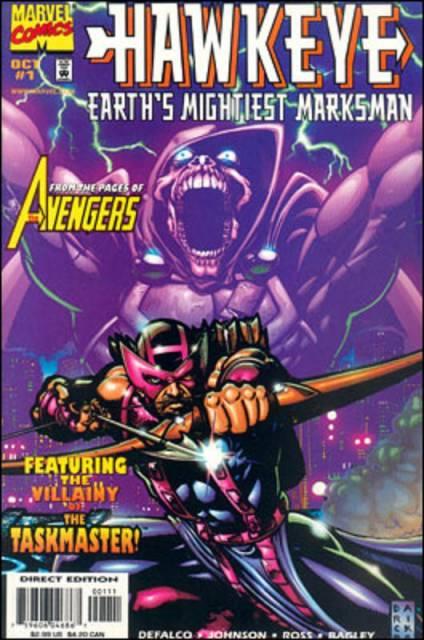 Hawkeye: Earth's Mightiest Marksman