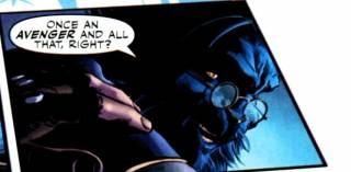 Once an Avenger....