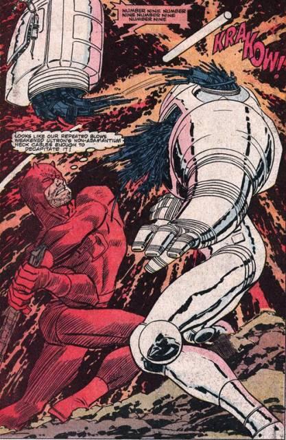 Daredevil defeats Ultron-13.