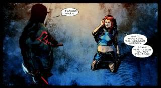 Typhoid joins Daredevil