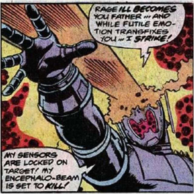 Ultron-8 set to kill!