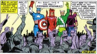 Cap's Kooky Quartet.