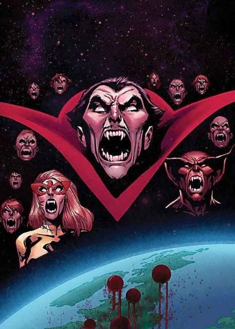 Dracula Invades England