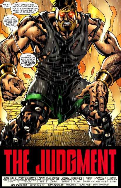 The mortal 'shade' of Hercules