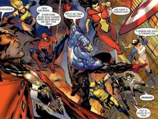 New Avengers and the new Sorcerer Supreme, Brother Voodoo