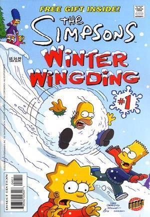 Simpsons Winter Wingding