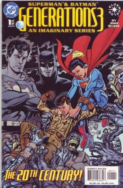 Superman & Batman: Generations III