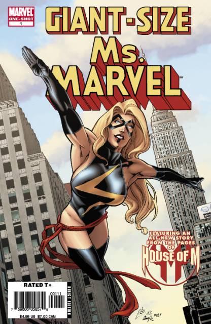 Giant-Size Ms. Marvel