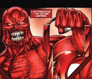 The first Red Lantern