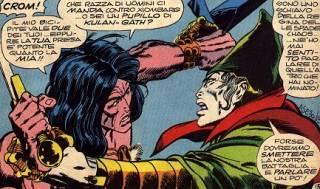 Conan vs. Elric