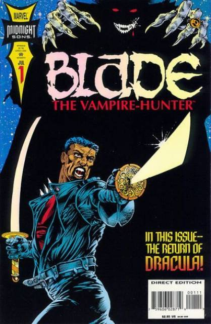 Blade: The Vampire Hunter