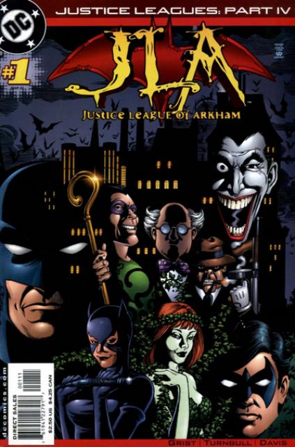 Justice Leagues: Justice League of Arkham