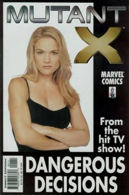 Mutant X: Dangerous Decisions