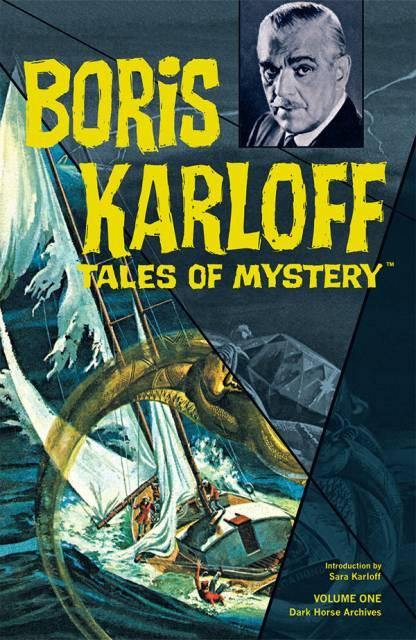 Boris Karloff Tales of Mystery Archives