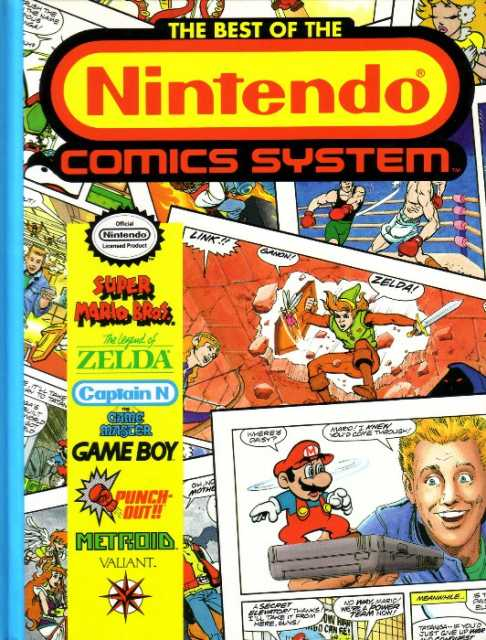 The Best of the Nintendo Comics System