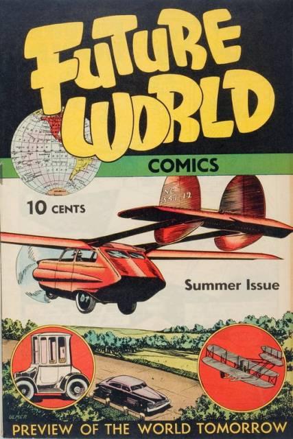 Future World Comics