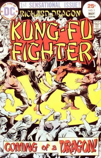Richard Dragon, Kung Fu Fighter