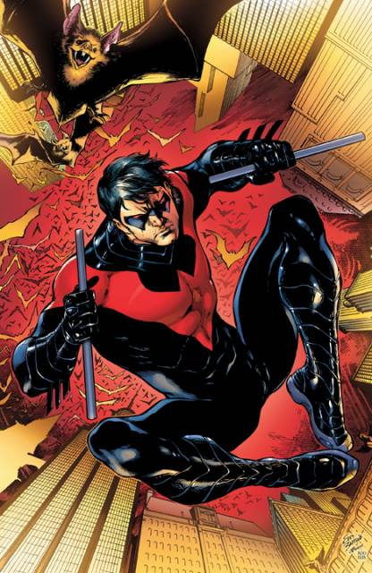 Dick Grayson as Nightwing (New 52)