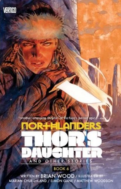 Northlanders: Thor's Daughter