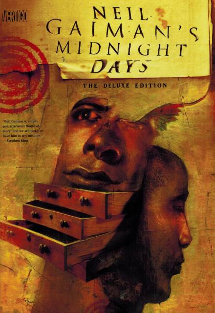 Neil Gaiman's Midnight Days: The Deluxe Edition
