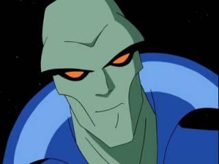Animated Martian Manhunter