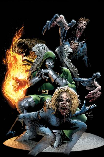 The Zombie Four of Earth-2149
