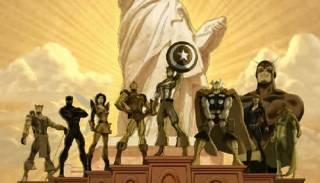 Earth's Mightiest Heroes!