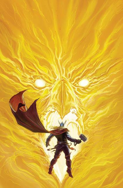 Thor vs. the Phoenix Force