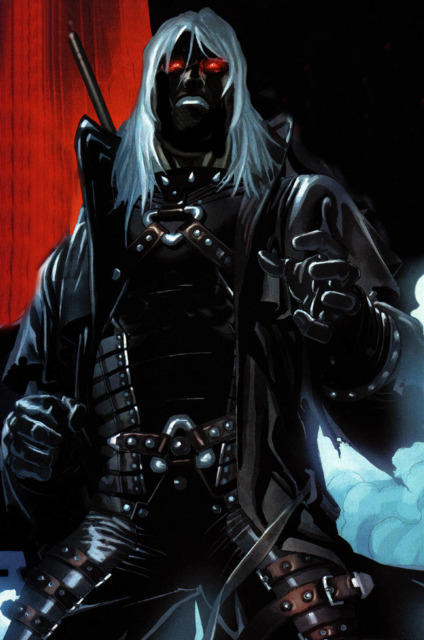 Gambit as Death
