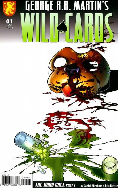 George R.R. Martin's Wild Cards: The Hard Call