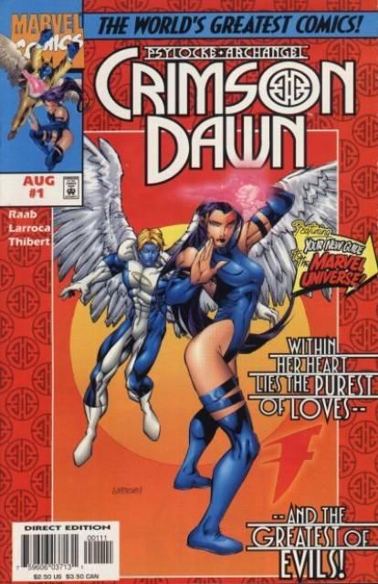 Psylocke & Archangel: Crimson Dawn