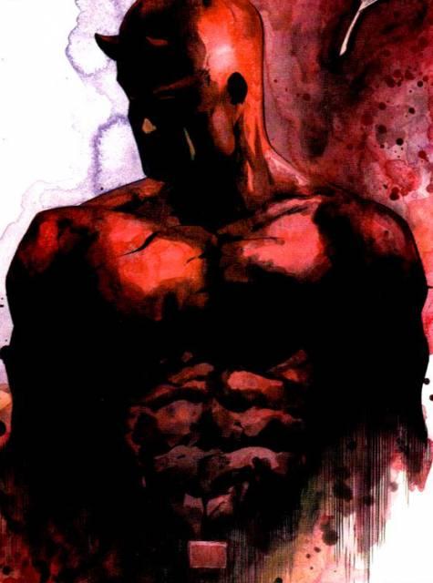 An introspective Daredevil
